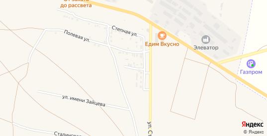 Загородная улица в Ленинске с номерами домов на карте. Спутник и схема онлайн