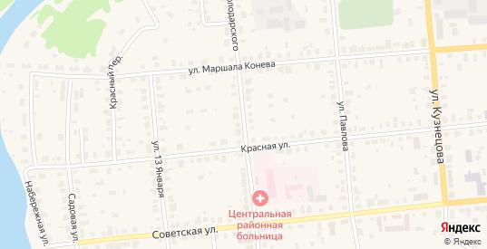 Улица Володарского в Никольске с номерами домов на карте. Спутник и схема онлайн
