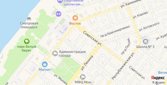 Проезд Серафимовича в Николаевске с номерами домов на карте. Спутник и схема онлайн