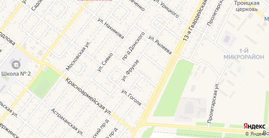 Улица Пушкина в Николаевске с номерами домов на карте. Спутник и схема онлайн