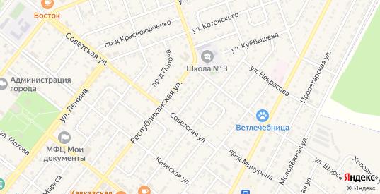 Проезд Суворова в Николаевске с номерами домов на карте. Спутник и схема онлайн