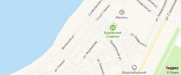 Киевский проезд на карте Николаевска с номерами домов