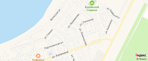 Амурский проезд на карте Николаевска с номерами домов