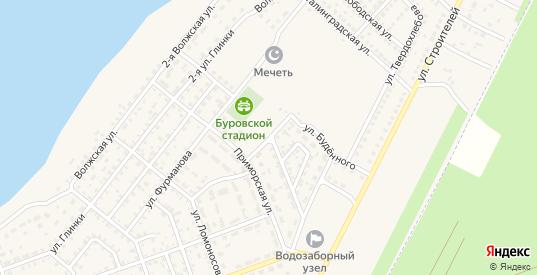 Улица Луконина в Николаевске с номерами домов на карте. Спутник и схема онлайн