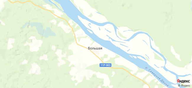Придворные Места на карте
