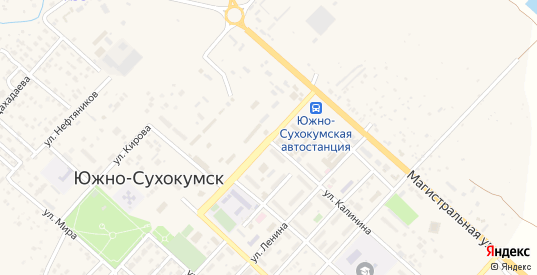 Пионерская улица в Южно-Сухокумске с номерами домов на карте. Спутник и схема онлайн