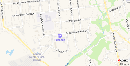 Революционная улица в Красноармейске с номерами домов на карте. Спутник и схема онлайн