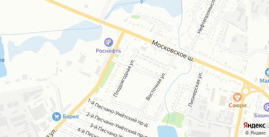 Транспортный 2-й проезд в Саратове с номерами домов на карте. Спутник и схема онлайн