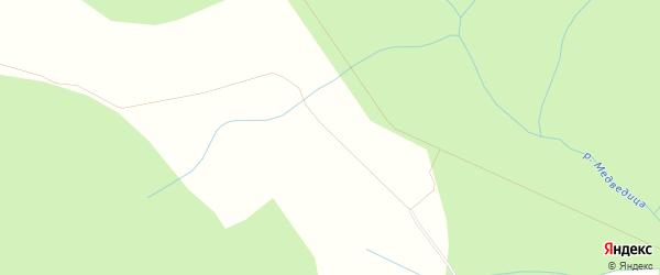 Карта деревни Артюгино в Костромской области с улицами и номерами домов