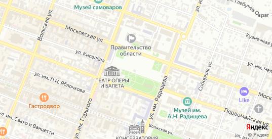 Вольско-Скрутский проезд в Саратове с номерами домов на карте. Спутник и схема онлайн