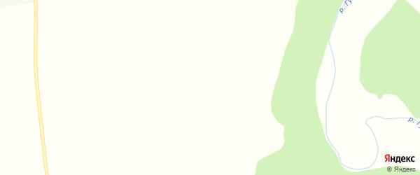 1-я Крайняя улица на карте села Центарой Чечни с номерами домов