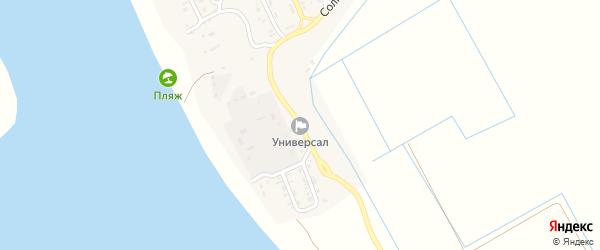 Лесхозная улица на карте Ахтубинска с номерами домов