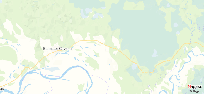 Романиха на карте