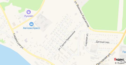 Нагорный 5-й проезд в Великом Устюге с номерами домов на карте. Спутник и схема онлайн