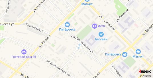 Улица Пушкина в Великом Устюге с номерами домов на карте. Спутник и схема онлайн