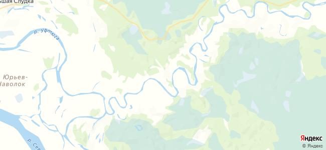 Патинская на карте