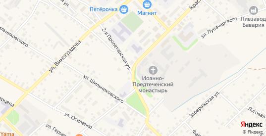 Красноармейская улица в Великом Устюге с номерами домов на карте. Спутник и схема онлайн