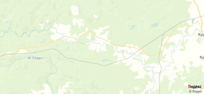 Слуда Муравинская на карте