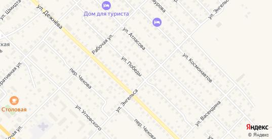 Улица Победы в Великом Устюге с номерами домов на карте. Спутник и схема онлайн