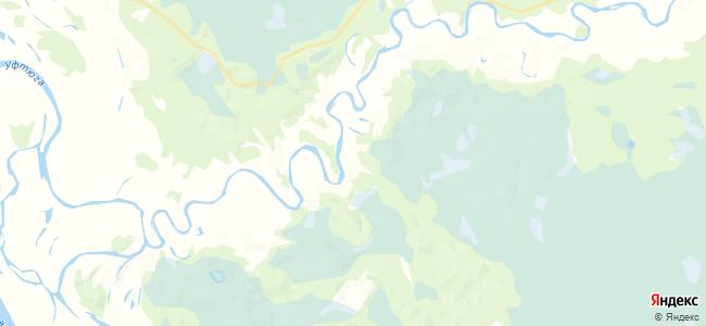 Терехино на карте