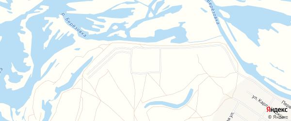 ГСК Металлист-4 на карте Энгельса с номерами домов