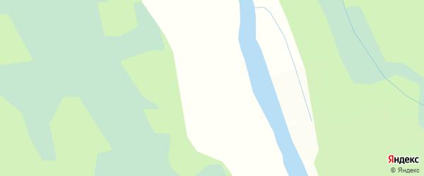 Карта деревни Плесо (Югское с/п) в Вологодской области с улицами и номерами домов