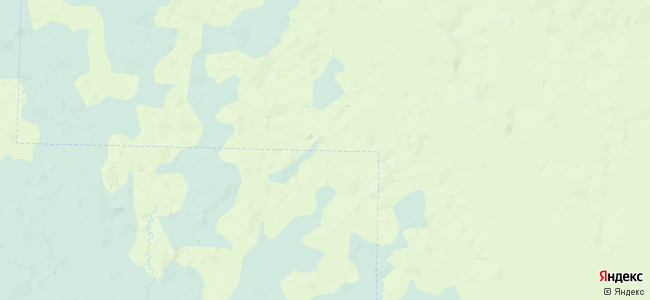 Прокудинская на карте