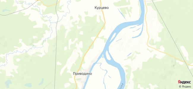Сакушево на карте