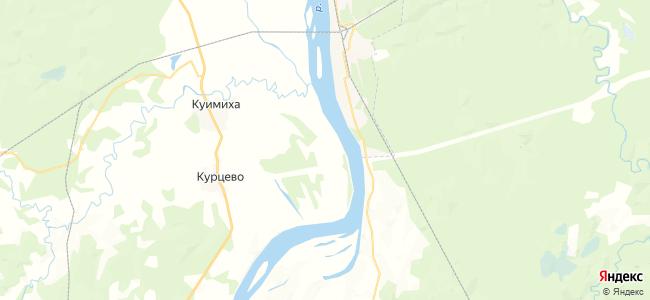 Плешкино на карте