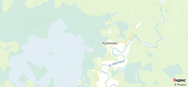Титовский Починок на карте
