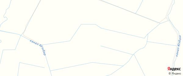 Карта села Казмаула в Дагестане с улицами и номерами домов