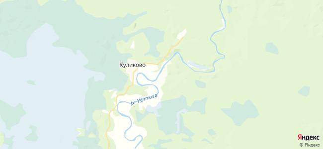 Поповская на карте