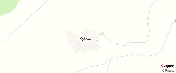 Степная улица на карте села Турцы Дагестана с номерами домов