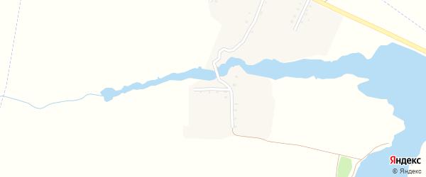Улица Хмелеводов на карте деревни Вторые Тюрары Чувашии с номерами домов