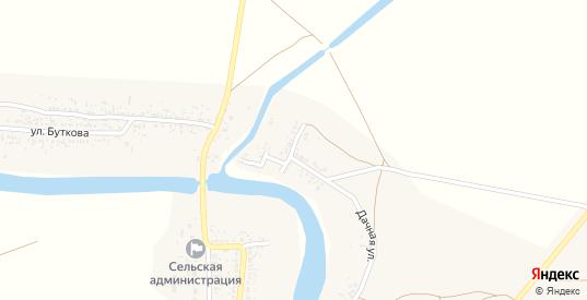 Зеленая улица в Лагани с номерами домов на карте. Спутник и схема онлайн