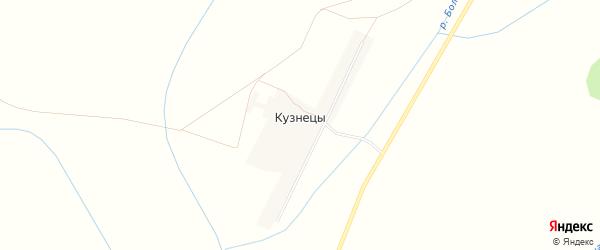 Карта деревни Кузнецы в Кировской области с улицами и номерами домов