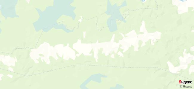 Степаньково на карте
