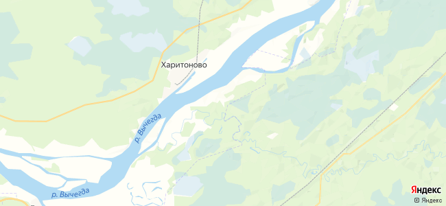 Стража на карте