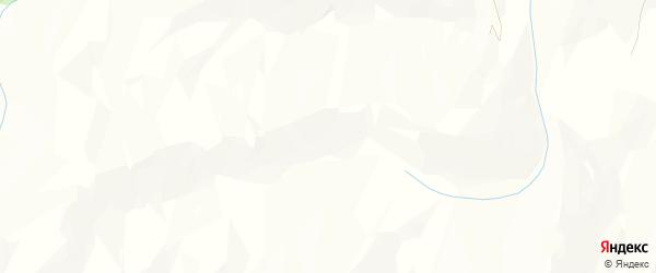 Карта села Верхнего Махарги в Дагестане с улицами и номерами домов