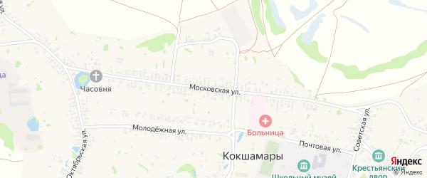 Купить земельный участок в деревне Кокшамары в Звениговском районе ...   250x600