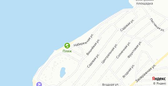 СТ Луч Набережная улица в Балаково с номерами домов на карте. Спутник и схема онлайн