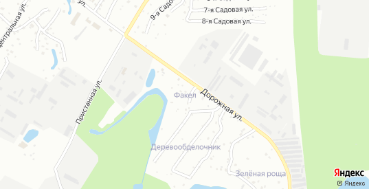 Территория СТ Факел в Балаково с номерами домов на карте. Спутник и схема онлайн