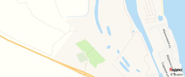 Территория СНТ Садовое товарищество Строитель на карте Нариманова с номерами домов