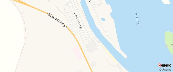 Садовое товарищество сдт Шлюзовик на карте Нариманова с номерами домов