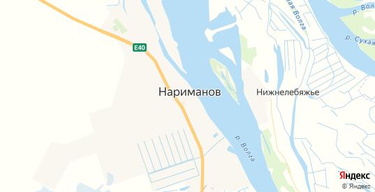Карта Нариманова с улицами и домами подробная. Показать со спутника номера домов онлайн