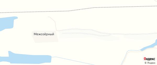 Территория Природа на карте Астрахани с номерами домов