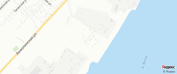 Площадь Нефтяников на карте Астрахани с номерами домов