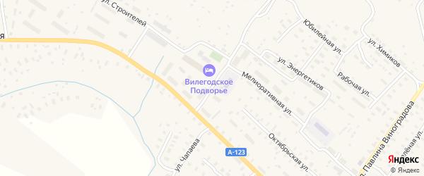 Спортивная улица на карте Ильинско-Подомского села Архангельской области с номерами домов