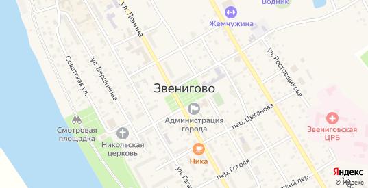 Территория СНТ Пчелка в Звенигово с номерами домов на карте. Спутник и схема онлайн