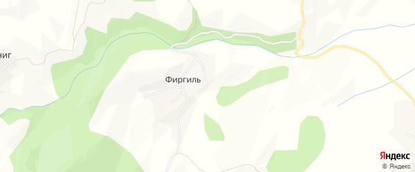 Карта села Сикука в Дагестане с улицами и номерами домов